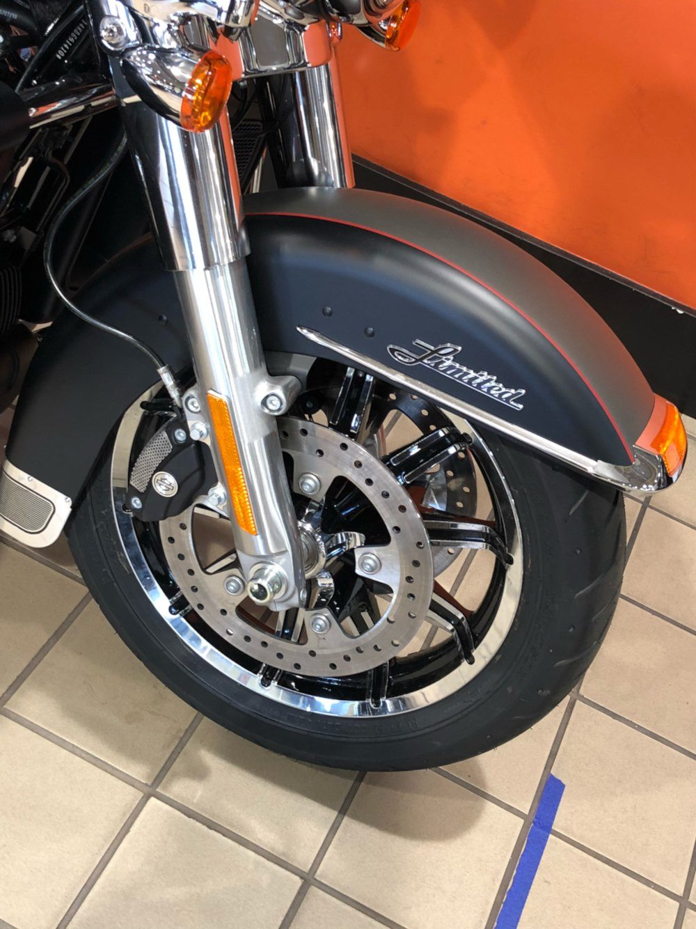 2019 Harley-Davidson Ultra Limited in Dumfries, Virginia - Photo 10