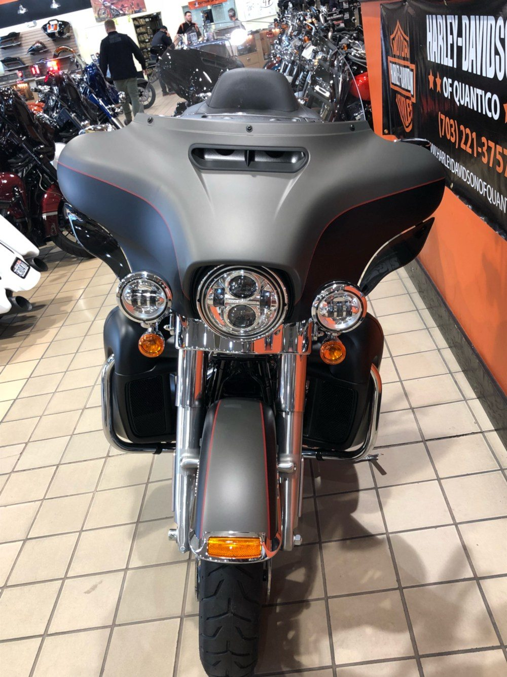 2019 Harley-Davidson Ultra Limited in Dumfries, Virginia - Photo 11