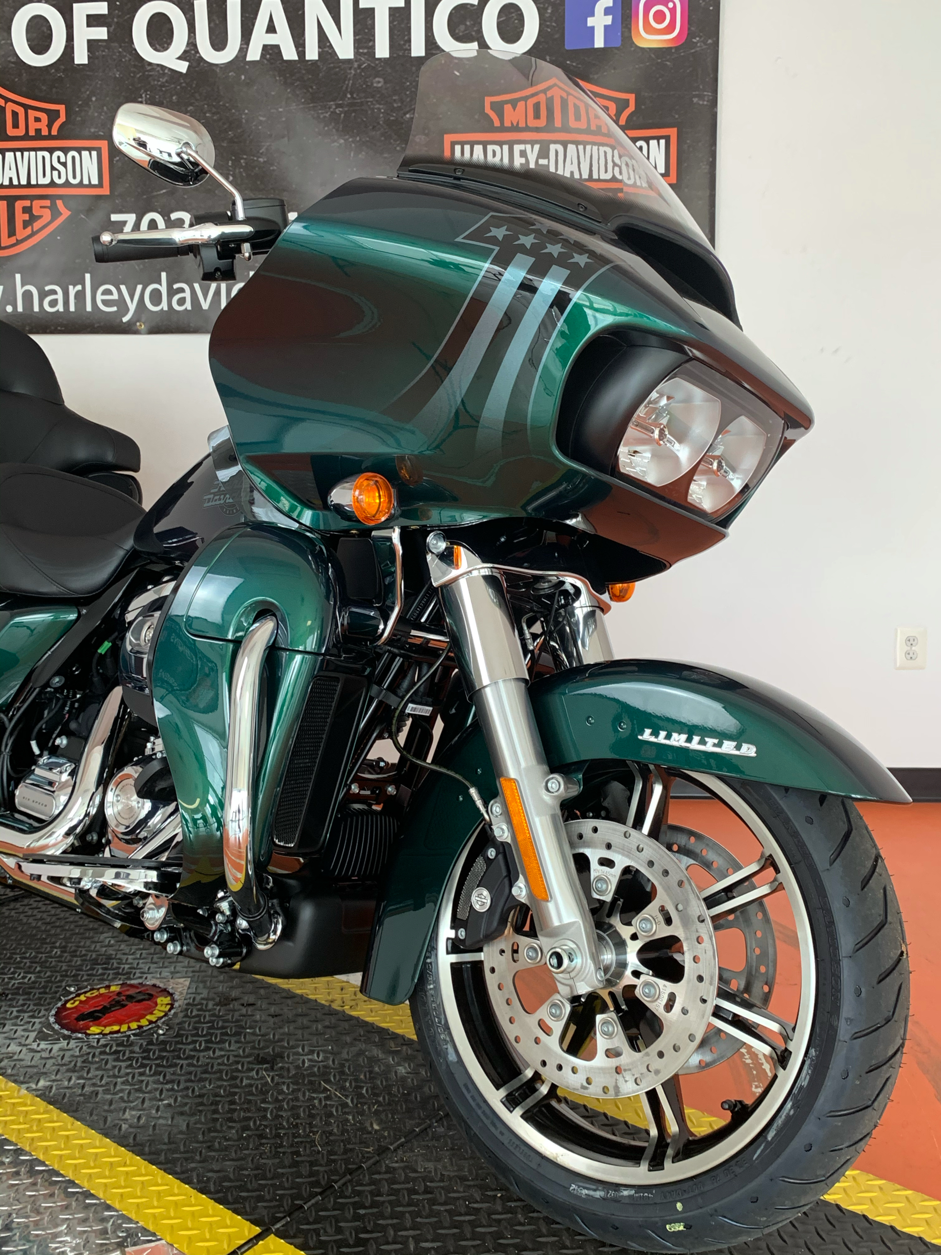2021 Harley-Davidson Road Glide® Limited in Dumfries, Virginia - Photo 7
