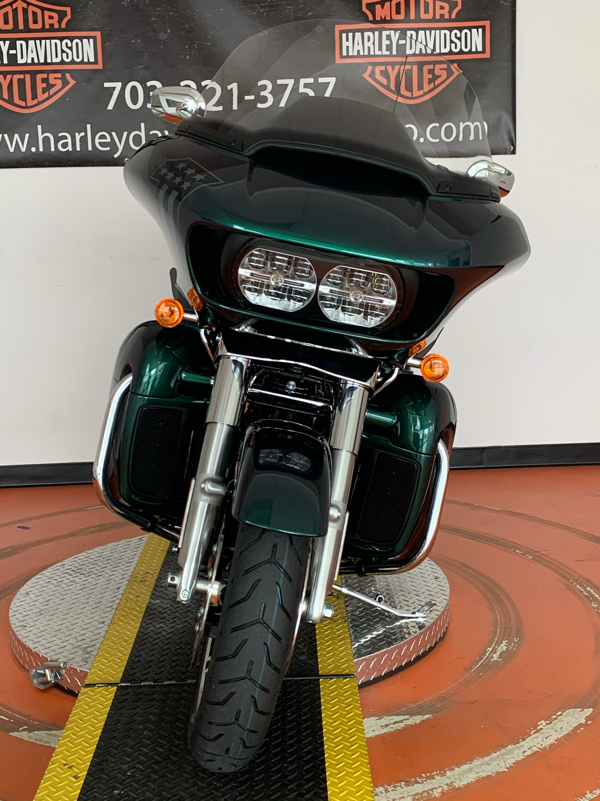 2021 Harley-Davidson Road Glide® Limited in Dumfries, Virginia - Photo 9