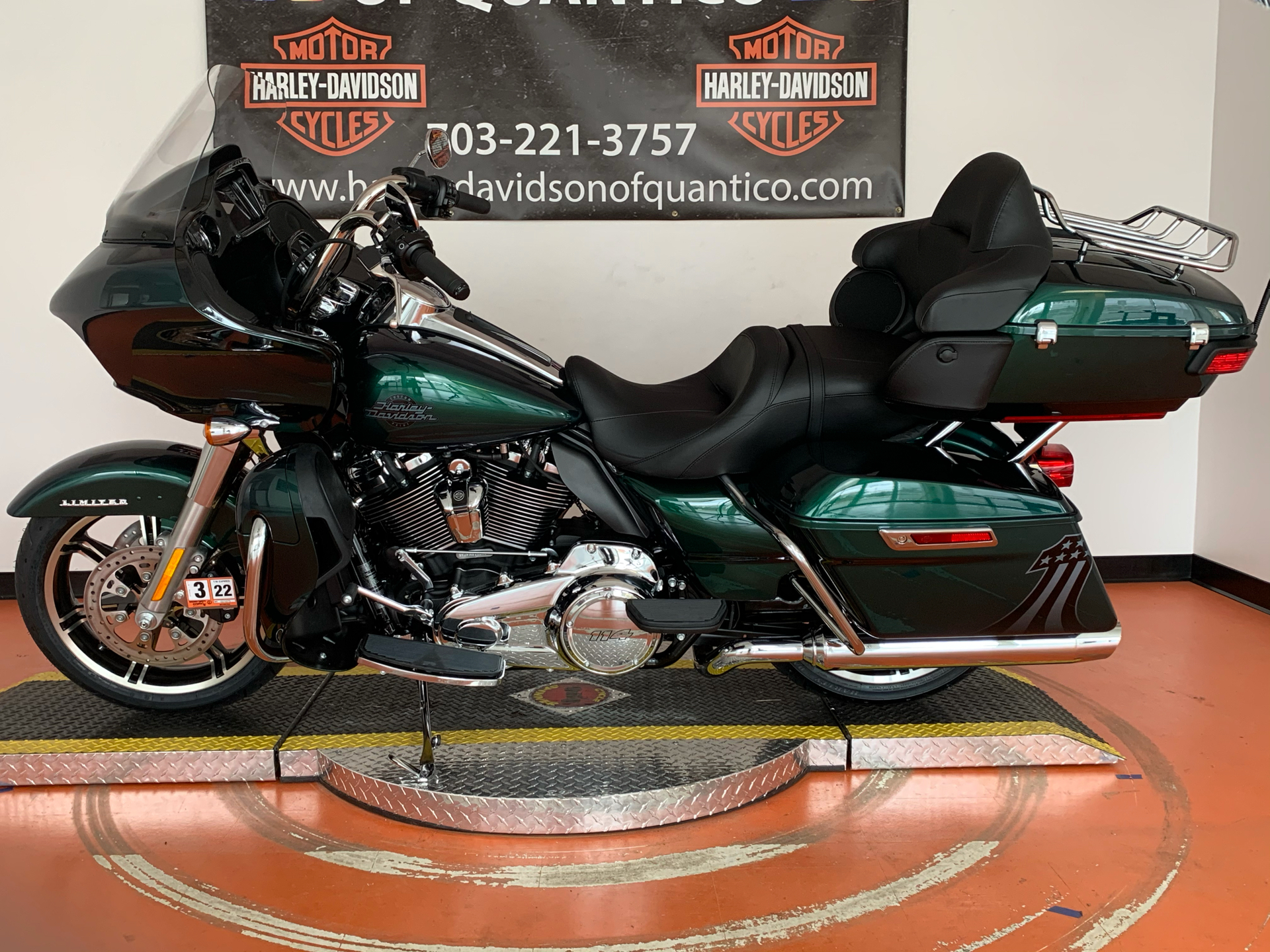 2021 Harley-Davidson Road Glide® Limited in Dumfries, Virginia - Photo 12