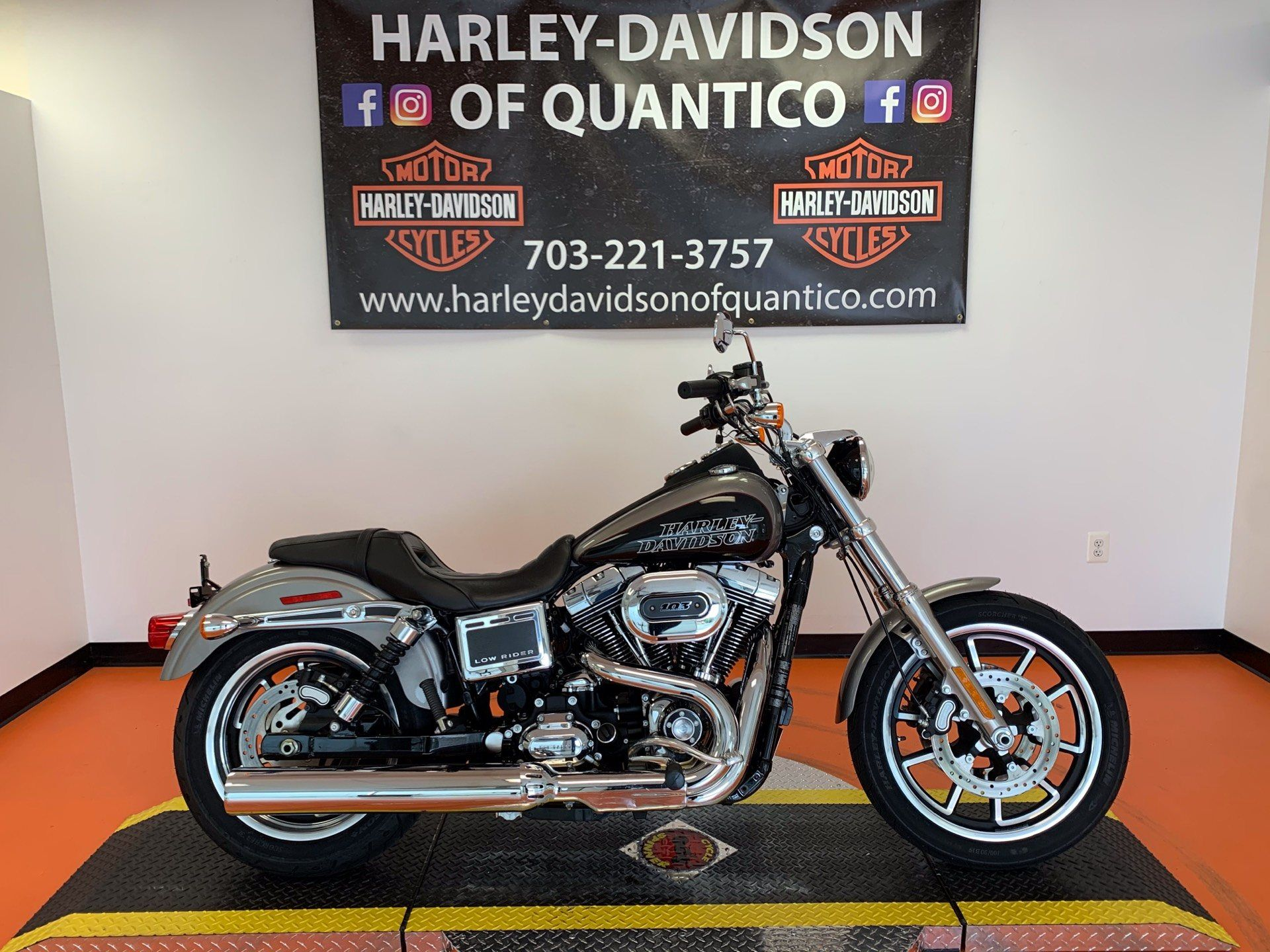 2016 Harley-Davidson Low Rider® in Dumfries, Virginia - Photo 1