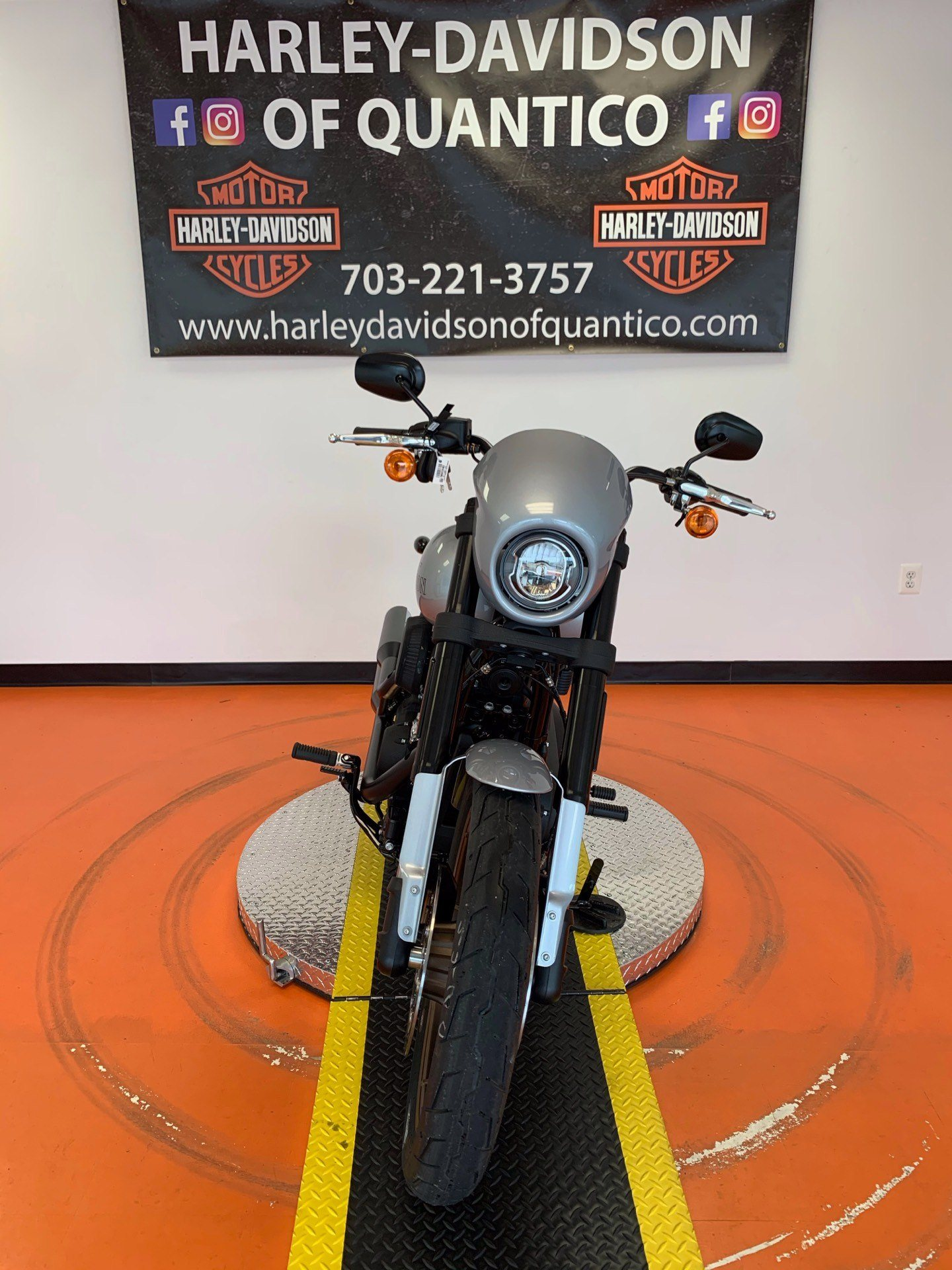 2020 Harley-Davidson Low Rider®S in Dumfries, Virginia - Photo 7
