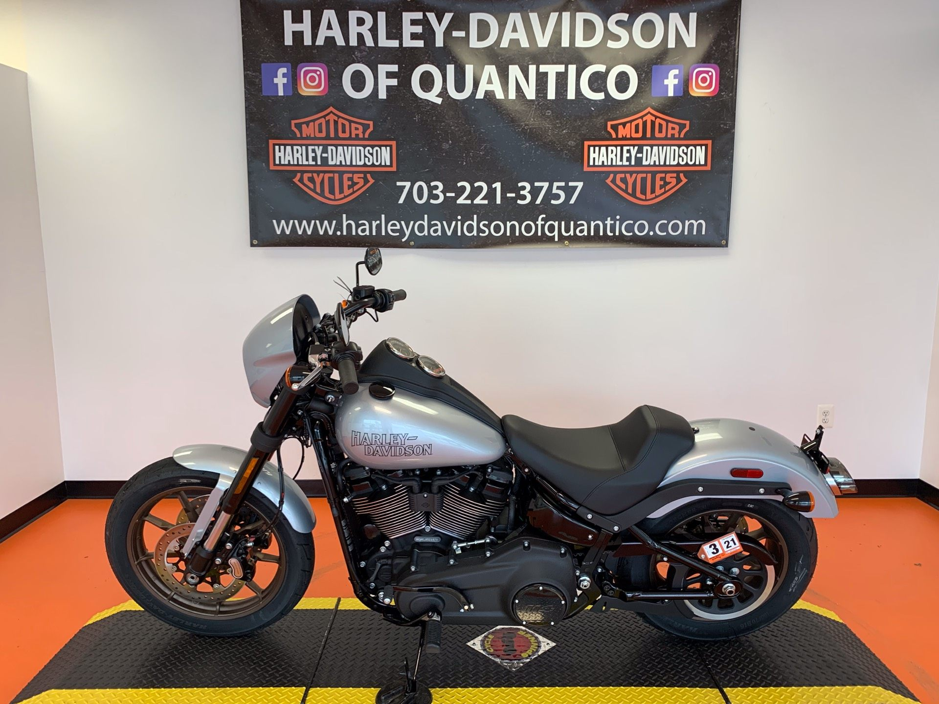 2020 Harley-Davidson Low Rider®S in Dumfries, Virginia - Photo 9
