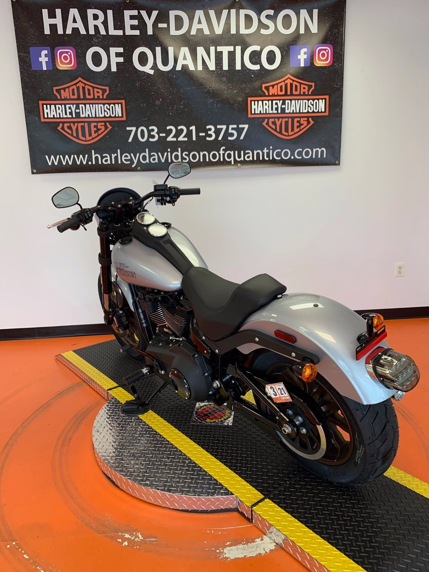 2020 Harley-Davidson Low Rider®S in Dumfries, Virginia - Photo 14