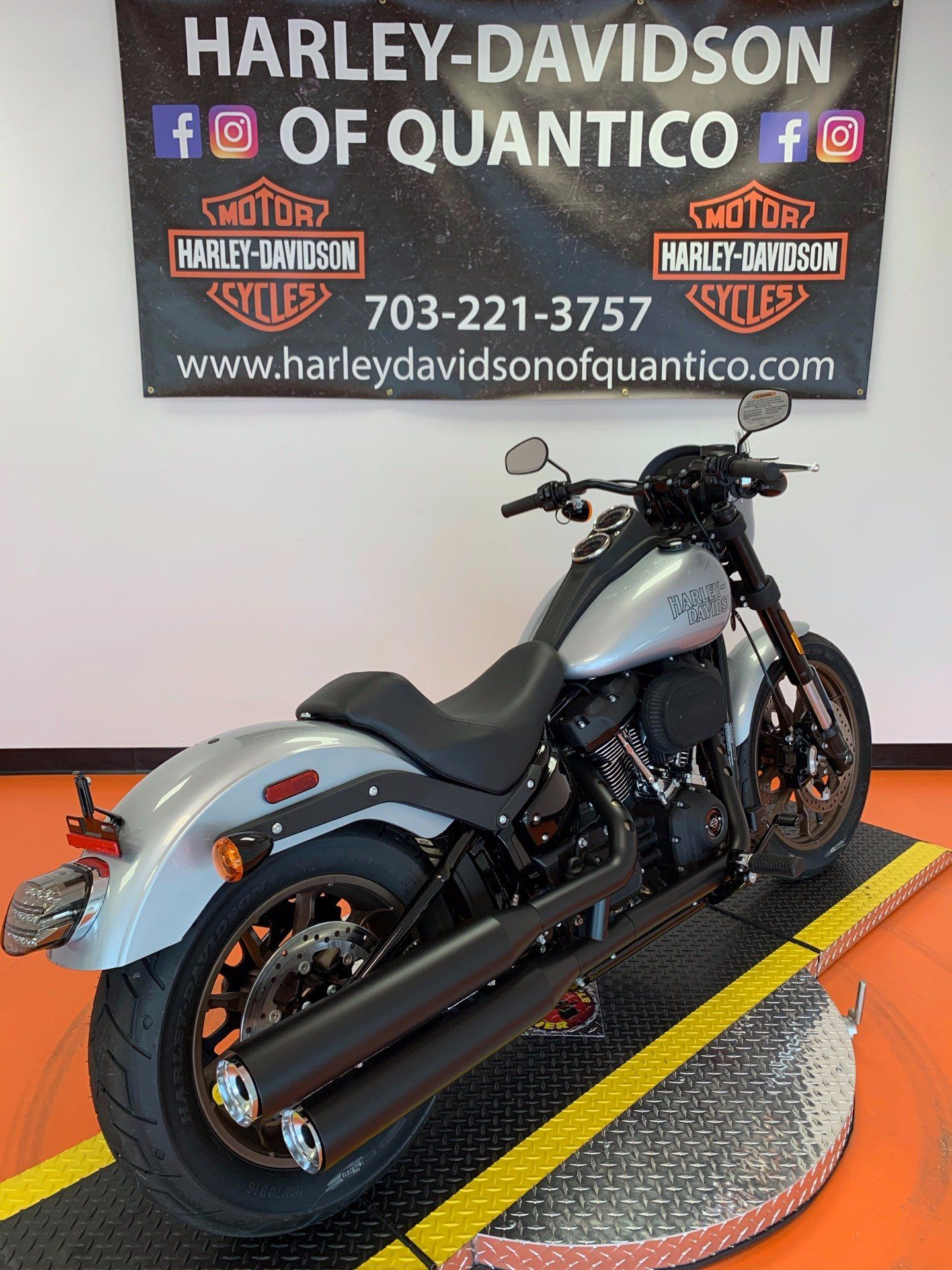 2020 Harley-Davidson Low Rider®S in Dumfries, Virginia - Photo 22