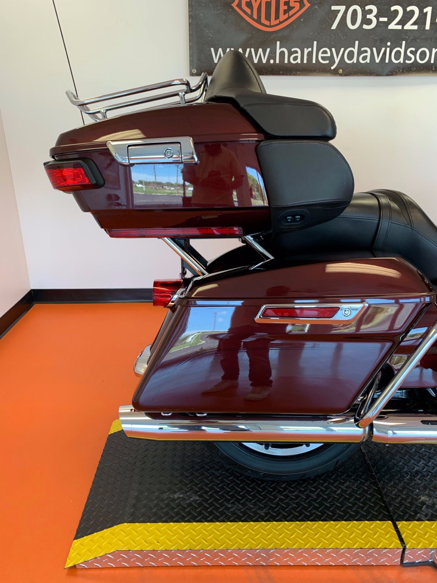 2019 Harley-Davidson Electra Glide® Ultra Classic® in Dumfries, Virginia - Photo 3