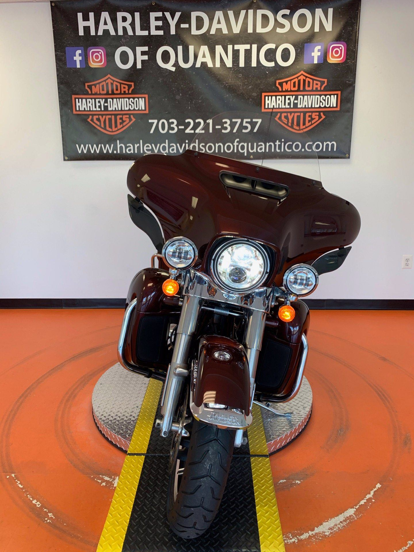 2019 Harley-Davidson Electra Glide® Ultra Classic® in Dumfries, Virginia - Photo 7