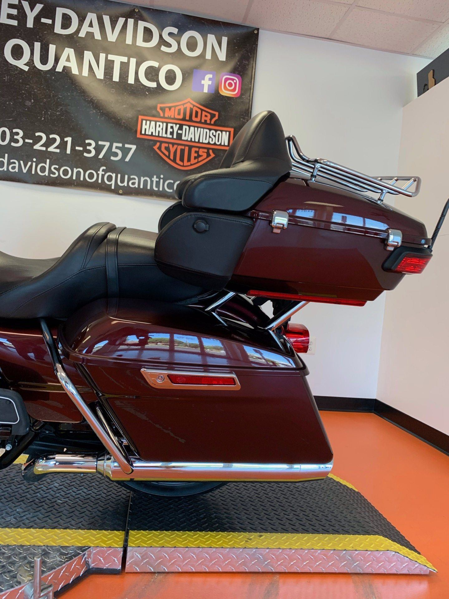 2019 Harley-Davidson Electra Glide® Ultra Classic® in Dumfries, Virginia - Photo 15