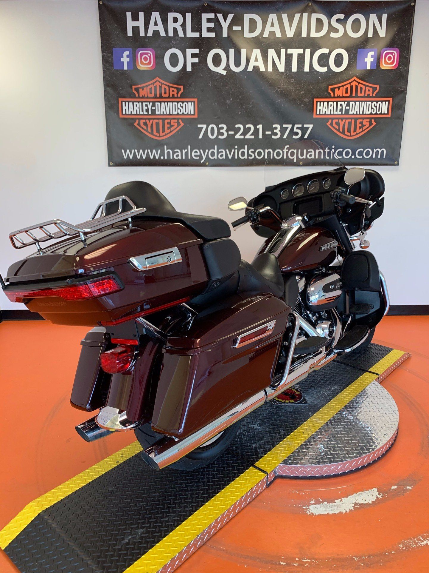 2019 Harley-Davidson Electra Glide® Ultra Classic® in Dumfries, Virginia - Photo 25