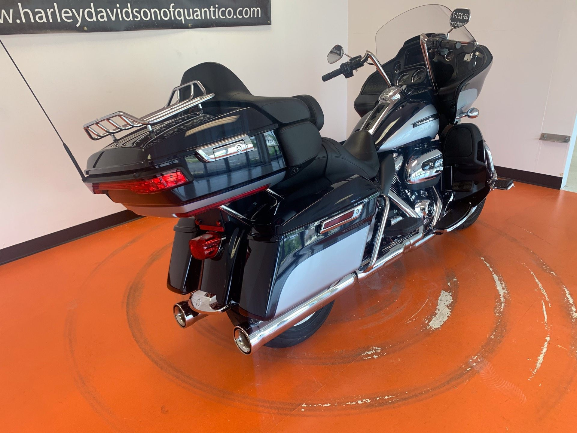 2019 Harley-Davidson Road Glide® Ultra in Dumfries, Virginia - Photo 7