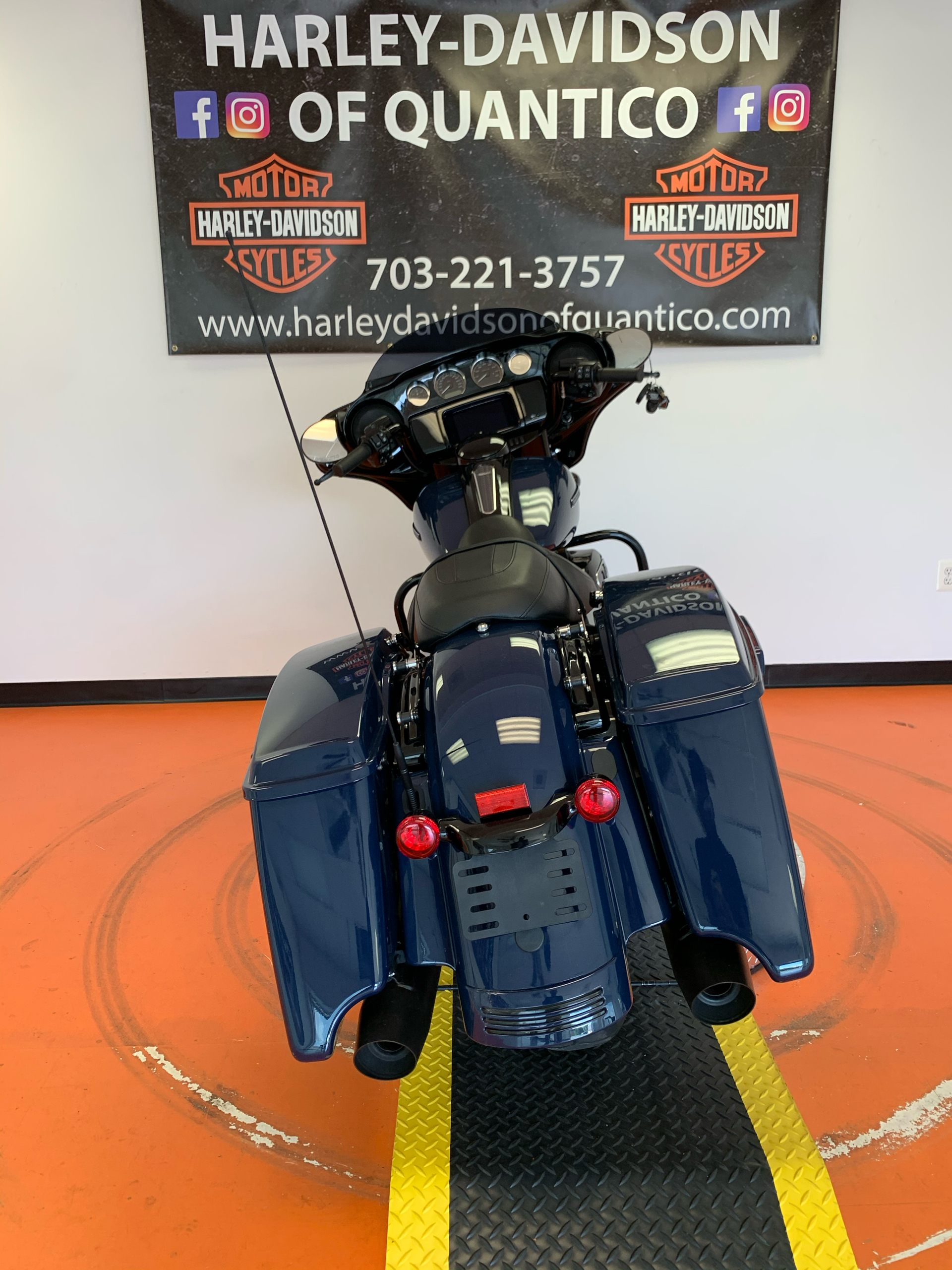 2019 Harley-Davidson Street Glide® Special in Dumfries, Virginia - Photo 15