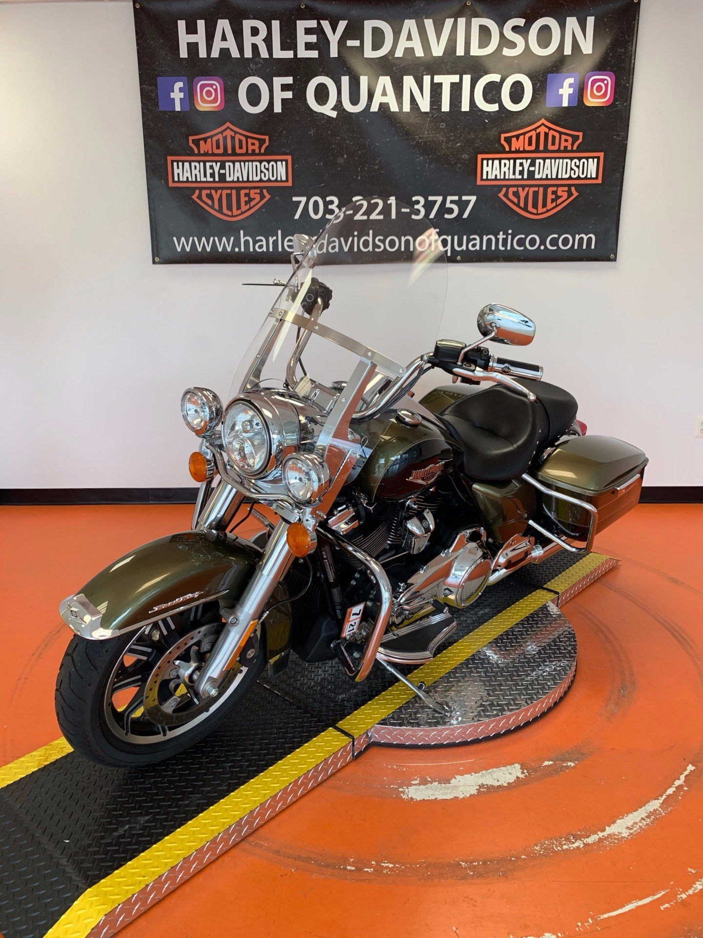 2018 Harley-Davidson Road King® in Dumfries, Virginia - Photo 10