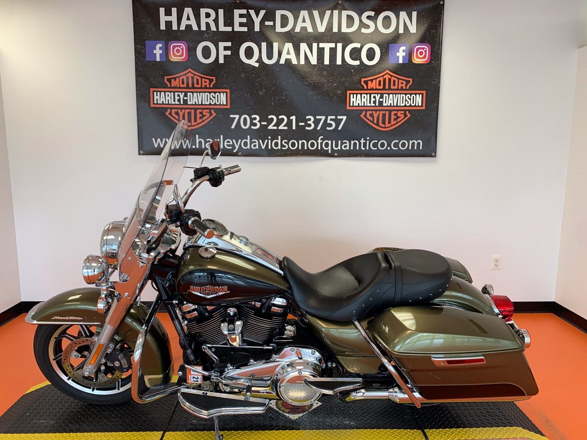 2018 Harley-Davidson Road King® in Dumfries, Virginia - Photo 11