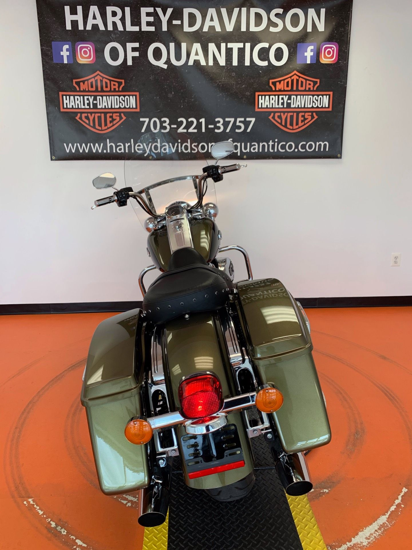 2018 Harley-Davidson Road King® in Dumfries, Virginia - Photo 17