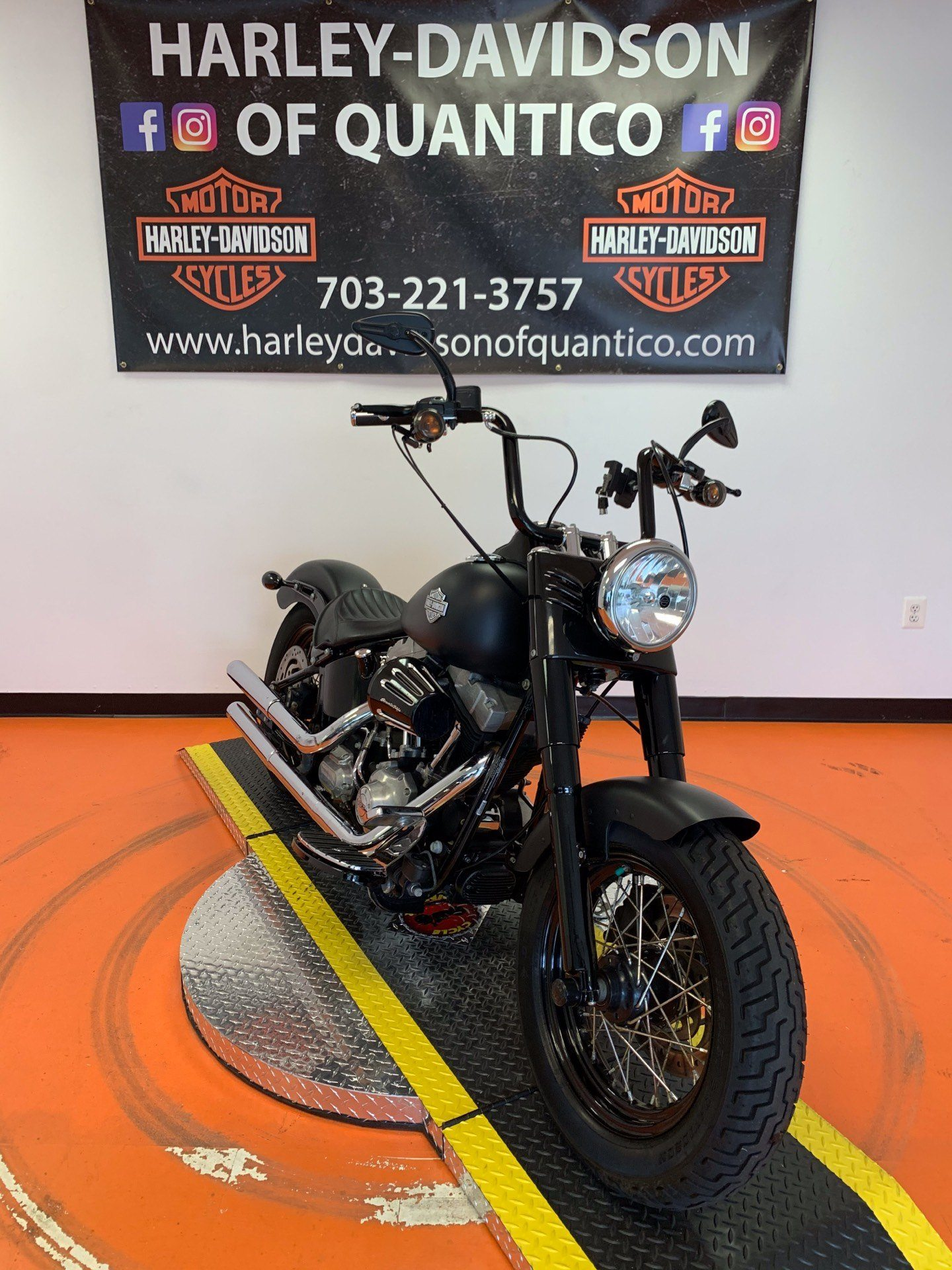 2012 Harley-Davidson Softail® Slim™ in Dumfries, Virginia - Photo 7