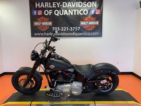 2012 Harley-Davidson Softail® Slim™ in Dumfries, Virginia - Photo 10