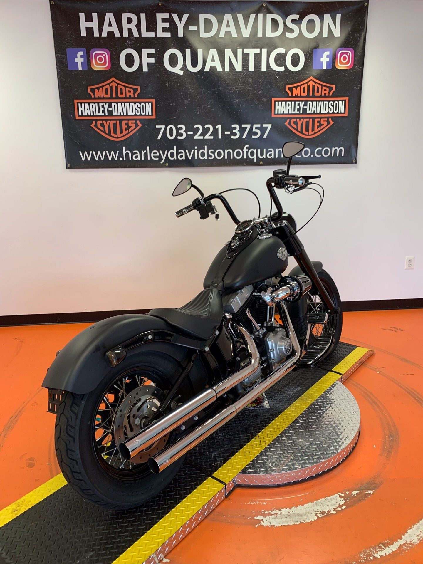 2012 Harley-Davidson Softail® Slim™ in Dumfries, Virginia - Photo 23