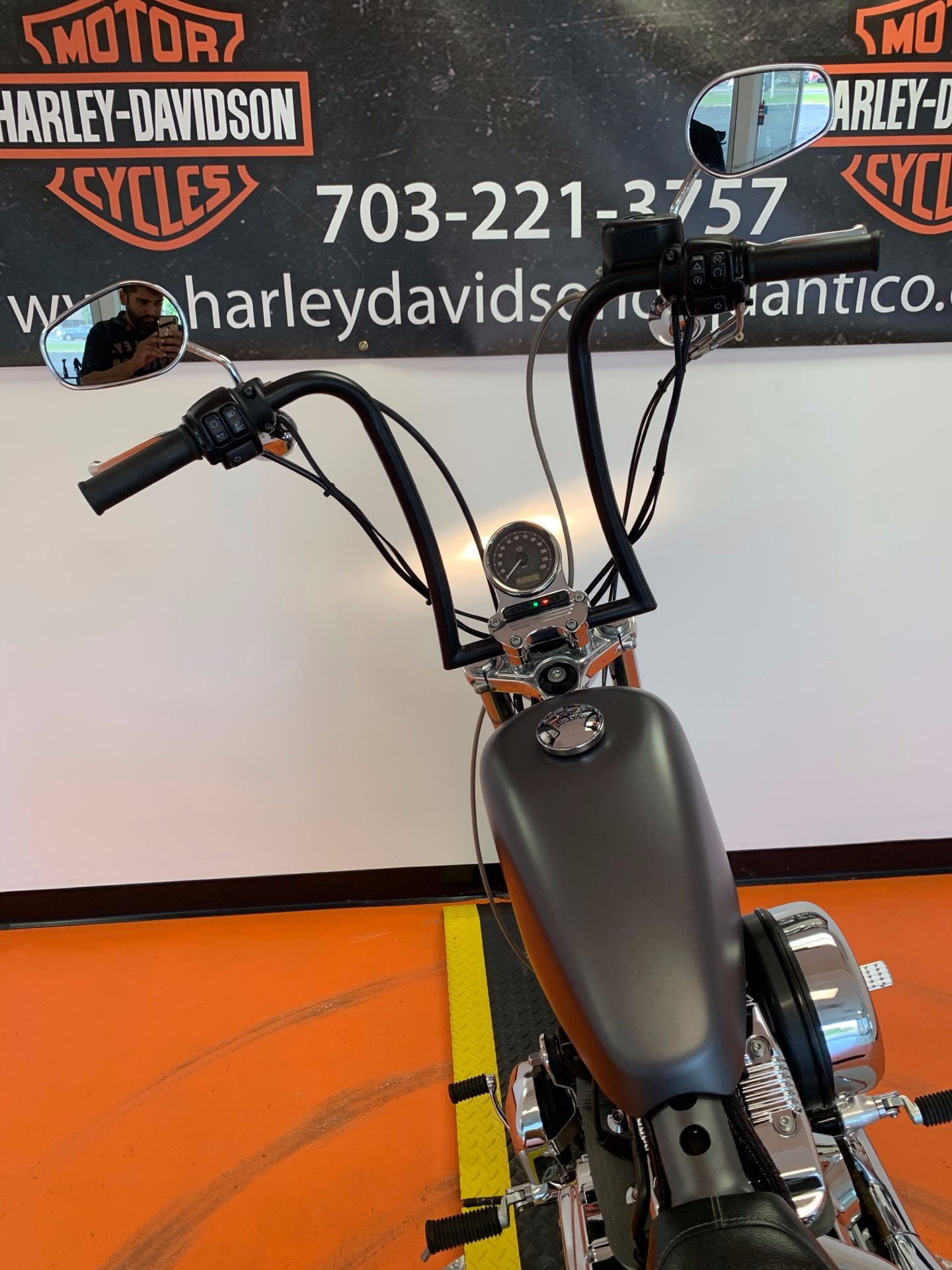 2016 Harley-Davidson Seventy-Two® in Dumfries, Virginia - Photo 16