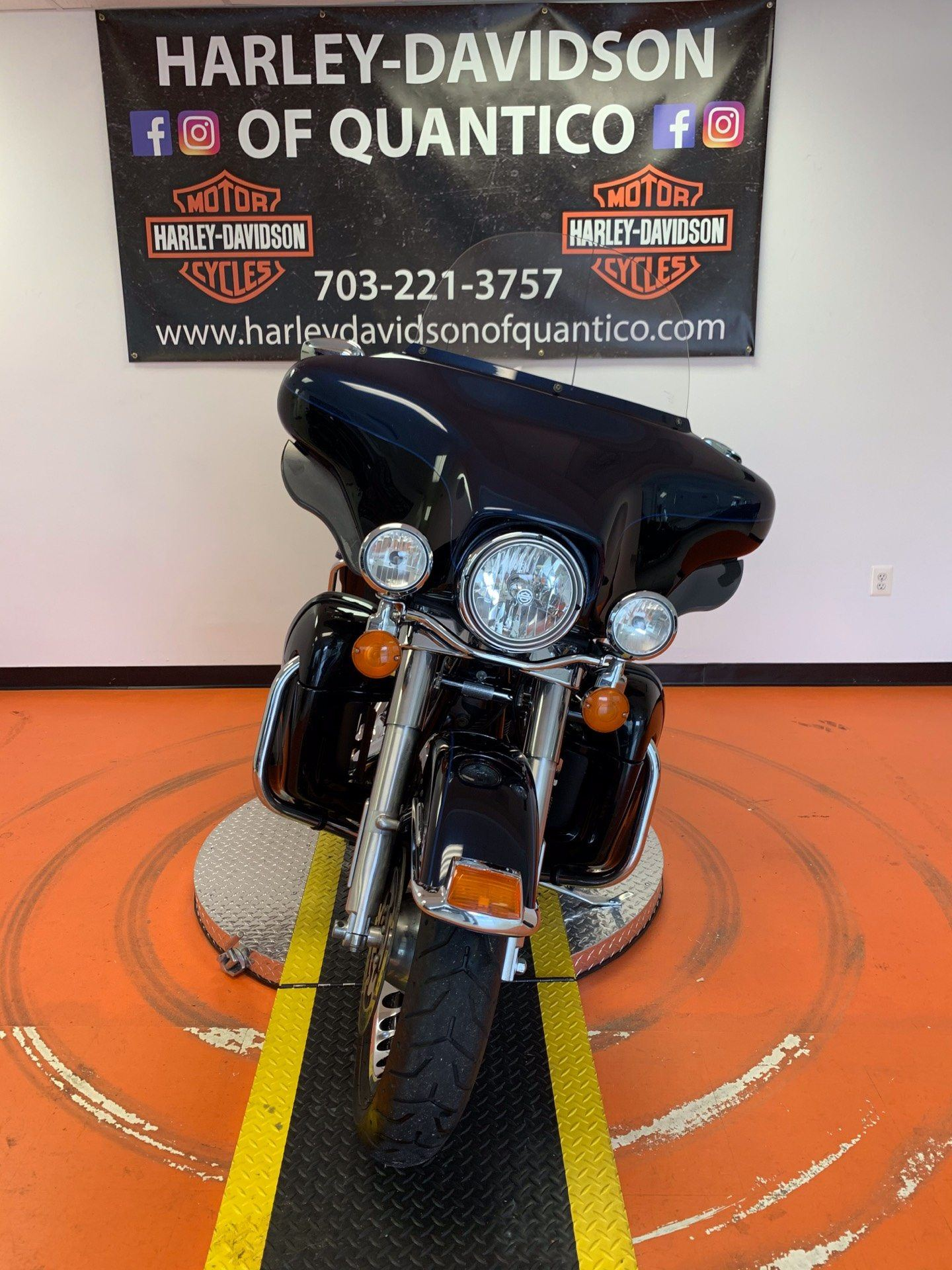 2012 Harley-Davidson Electra Glide® Ultra Limited in Dumfries, Virginia - Photo 7