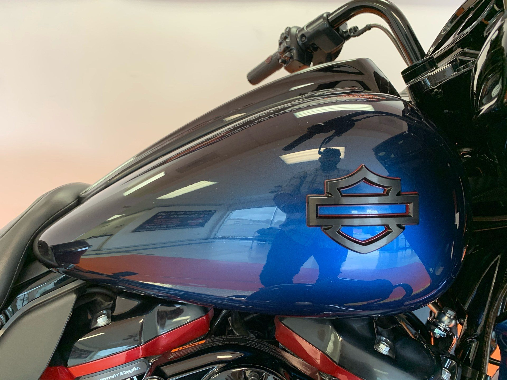 2019 Harley-Davidson CVO™ Road Glide® in Dumfries, Virginia - Photo 2