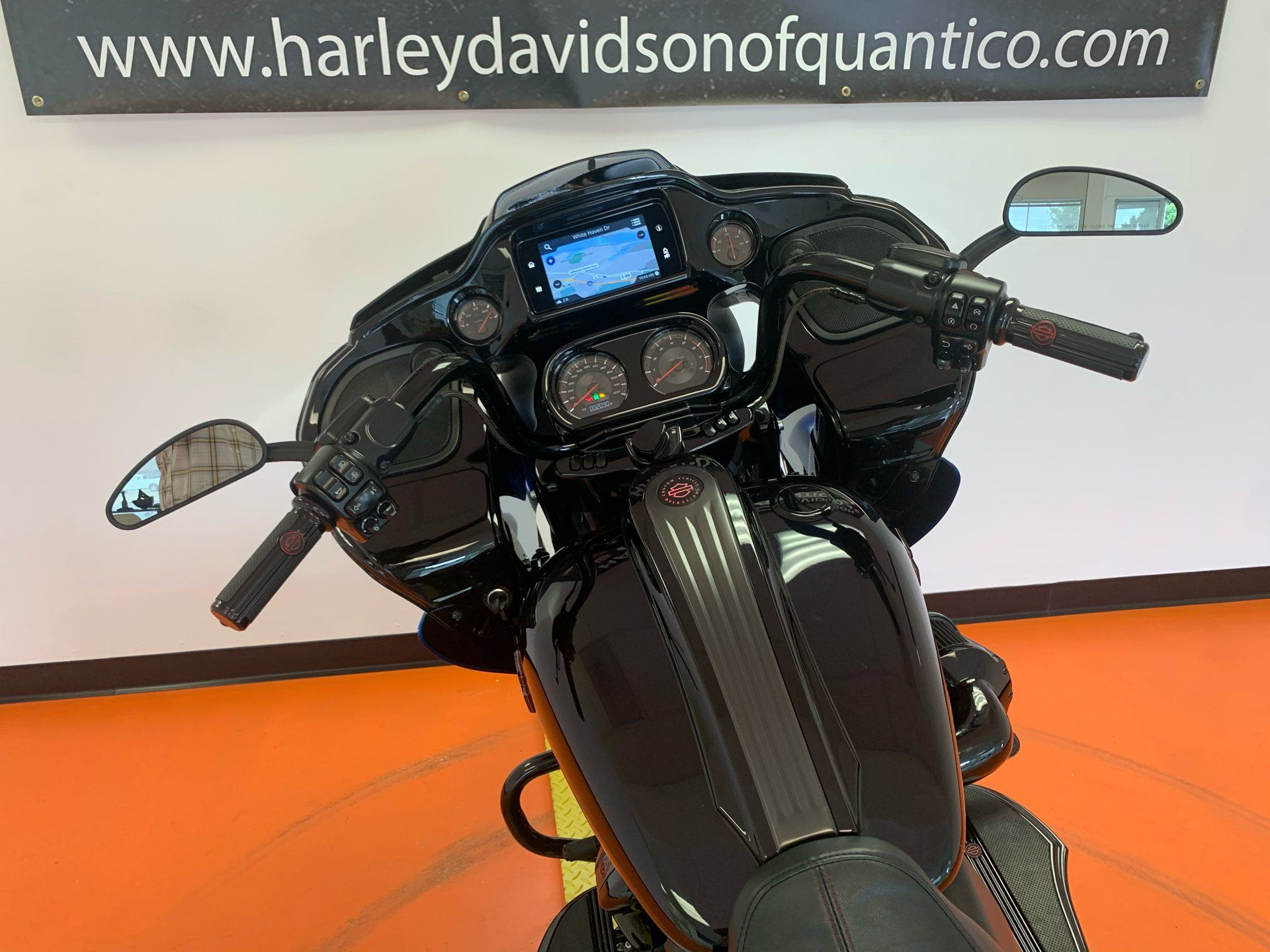 2019 Harley-Davidson CVO™ Road Glide® in Dumfries, Virginia - Photo 24