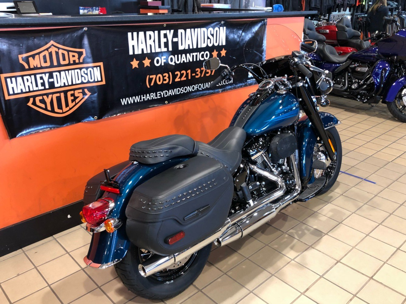 2020 Harley-Davidson Heritage Classic 114 in Dumfries, Virginia - Photo 4