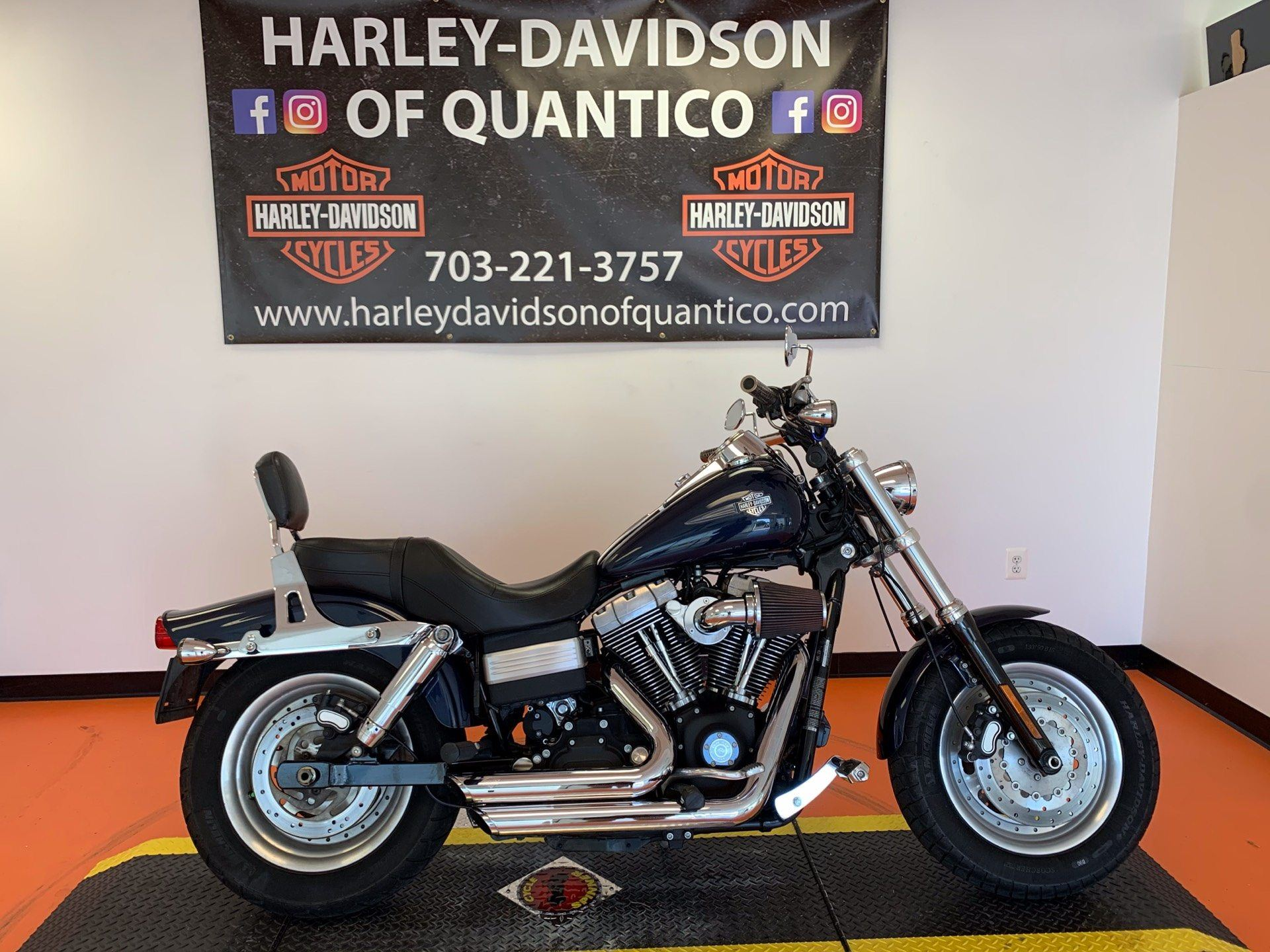 2008 Harley-Davidson Dyna® Fat Bob™ in Dumfries, Virginia - Photo 1