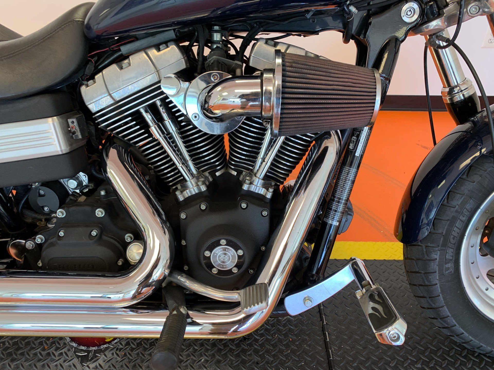 2008 Harley-Davidson Dyna® Fat Bob™ in Dumfries, Virginia - Photo 4