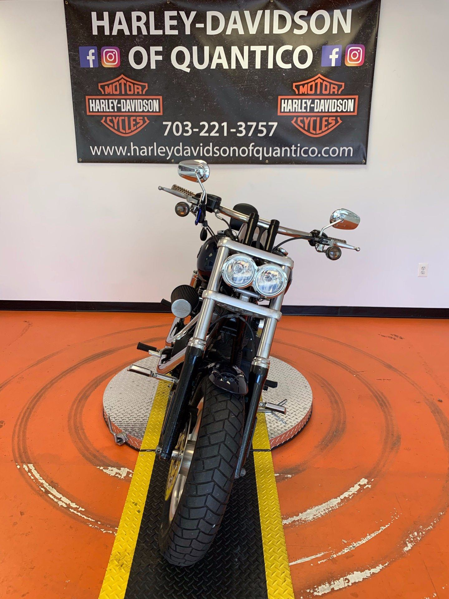 2008 Harley-Davidson Dyna® Fat Bob™ in Dumfries, Virginia - Photo 7