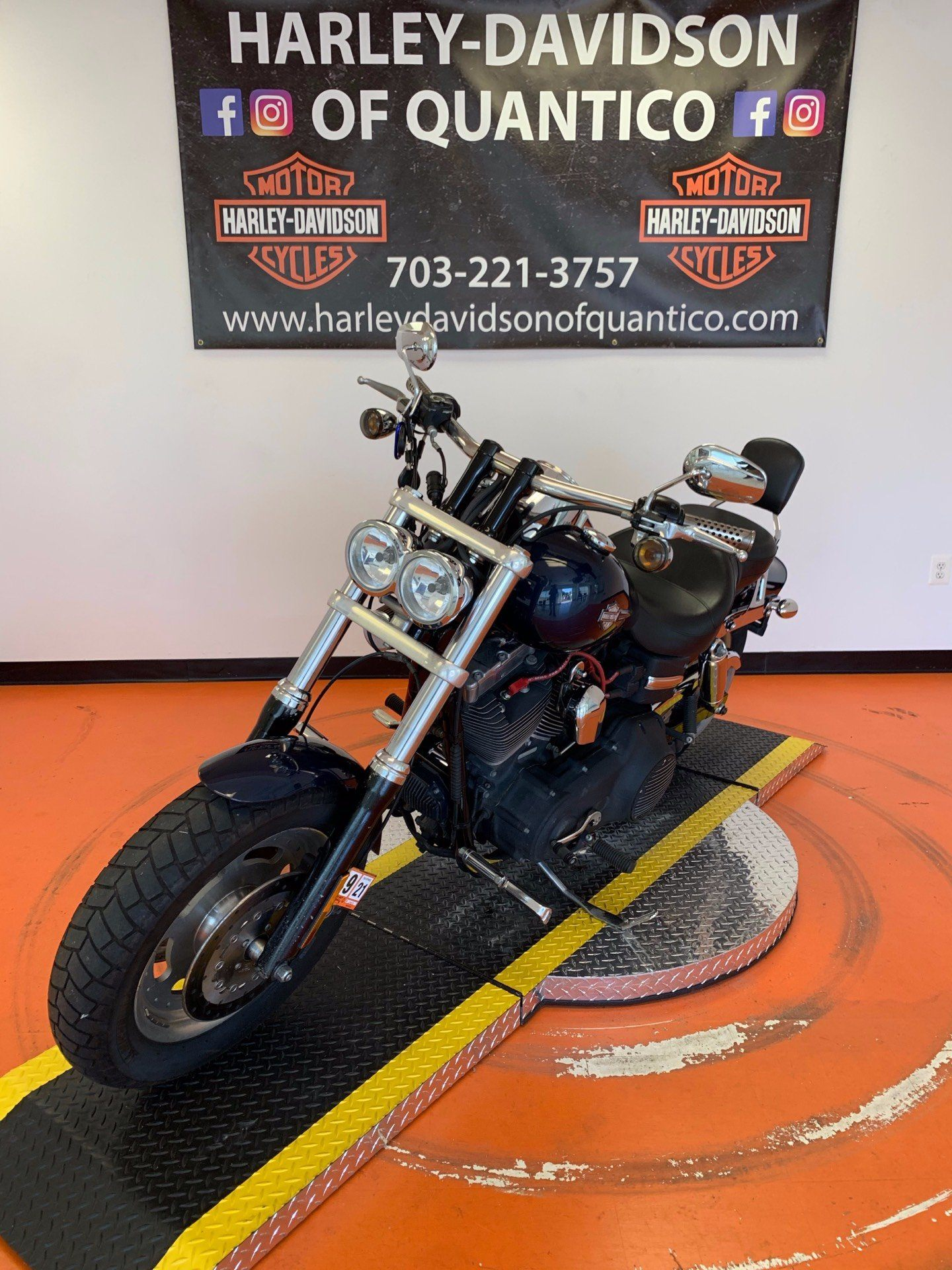 2008 Harley-Davidson Dyna® Fat Bob™ in Dumfries, Virginia - Photo 8