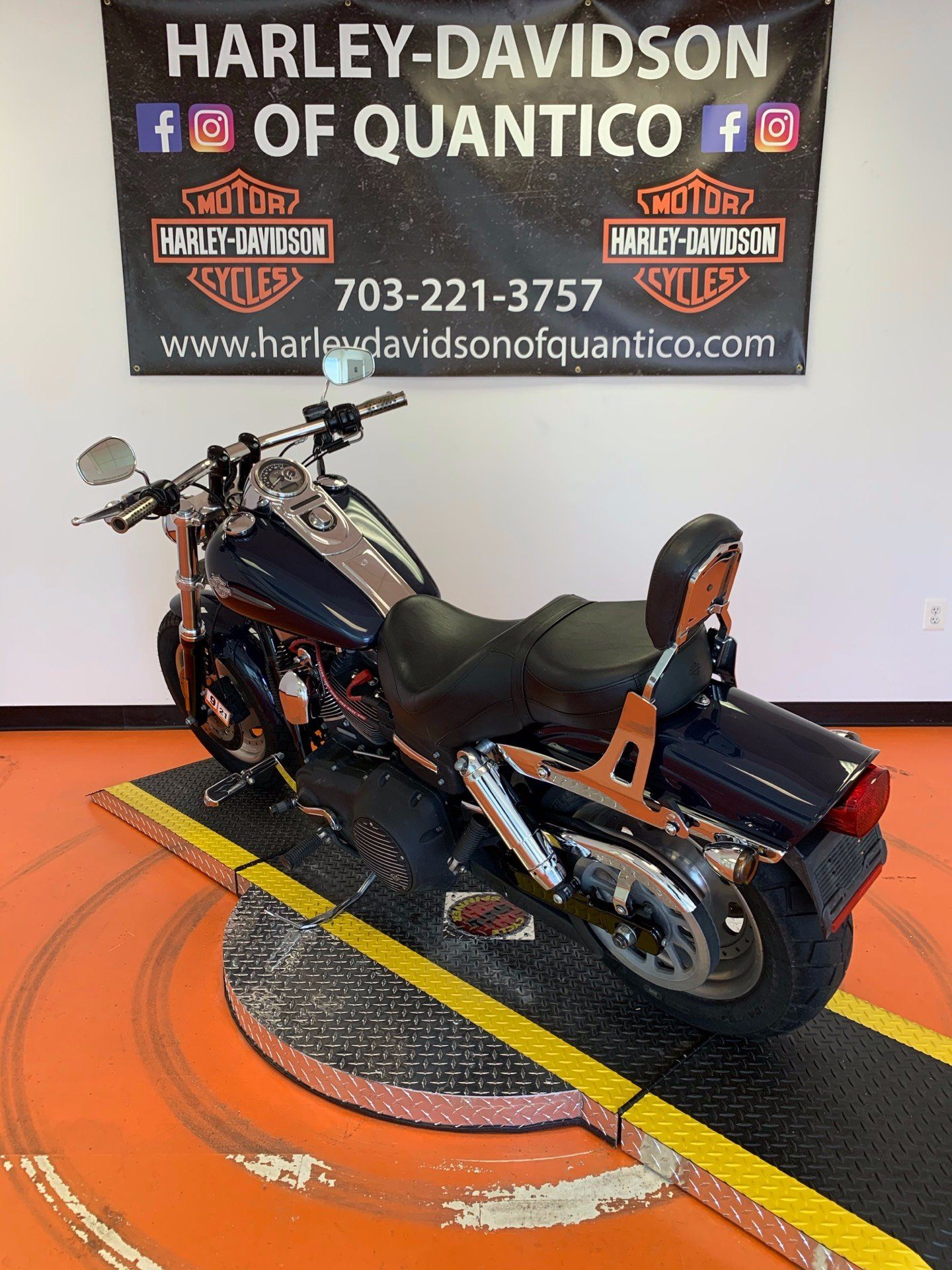2008 Harley-Davidson Dyna® Fat Bob™ in Dumfries, Virginia - Photo 14