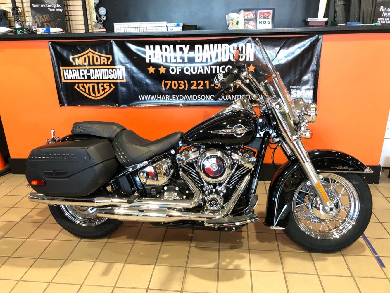 2020 Harley-Davidson Heritage Classic in Dumfries, Virginia - Photo 1