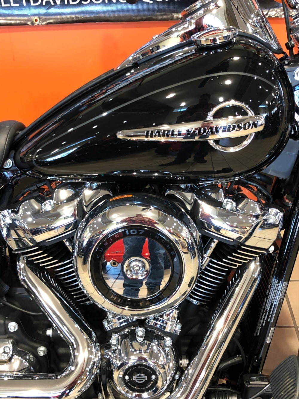 2020 Harley-Davidson Heritage Classic in Dumfries, Virginia - Photo 6