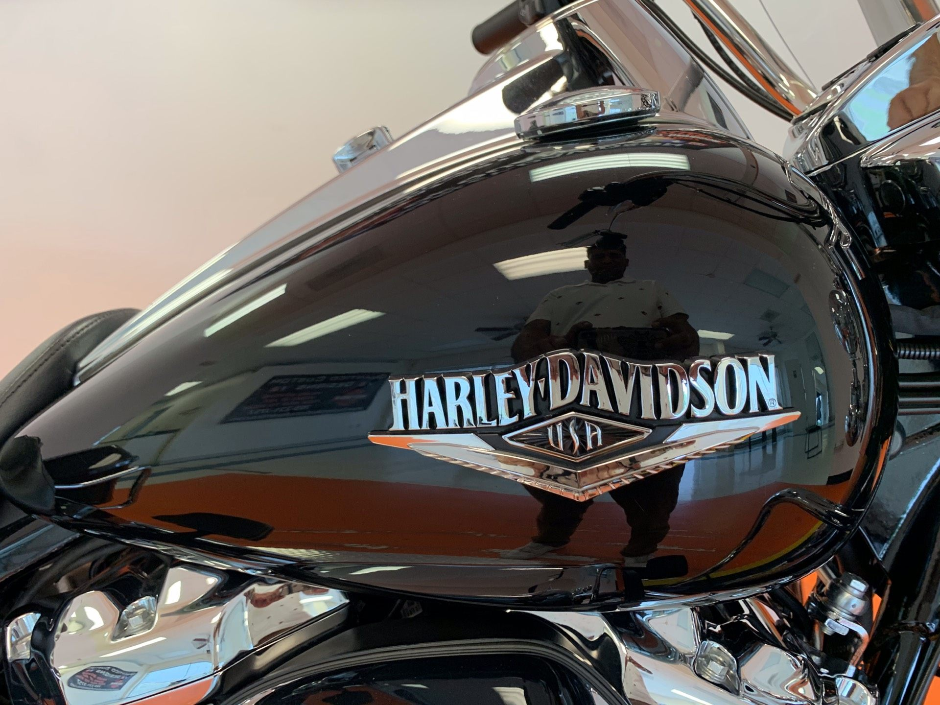 2019 Harley-Davidson Road King® in Dumfries, Virginia - Photo 2