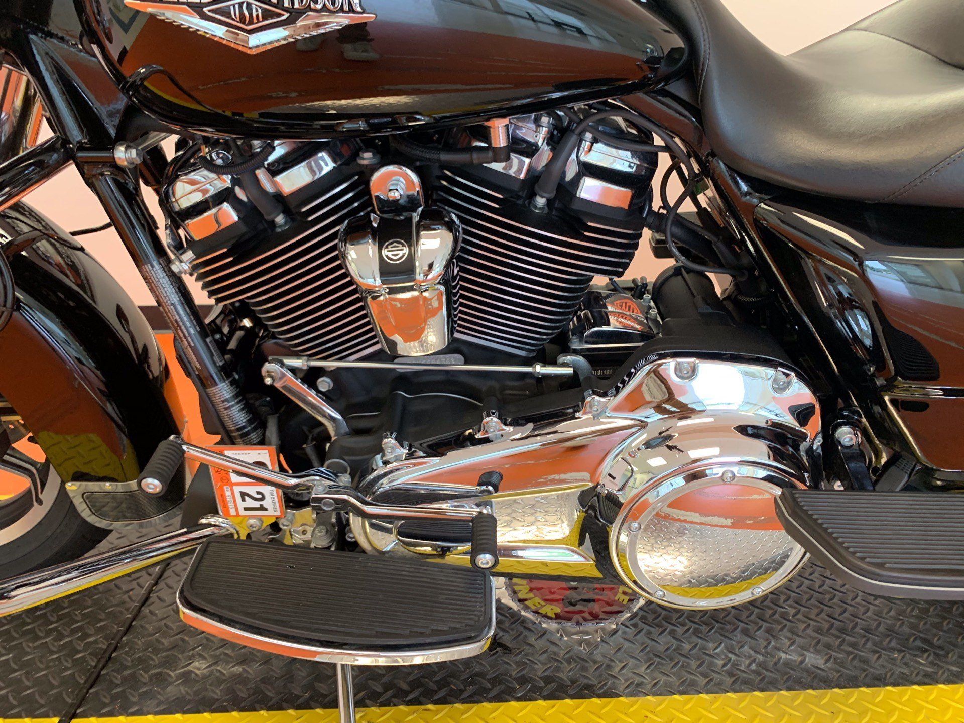 2019 Harley-Davidson Road King® in Dumfries, Virginia - Photo 11