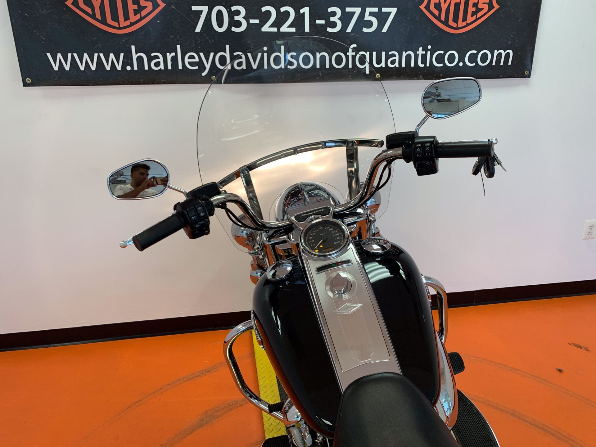2019 Harley-Davidson Road King® in Dumfries, Virginia - Photo 16