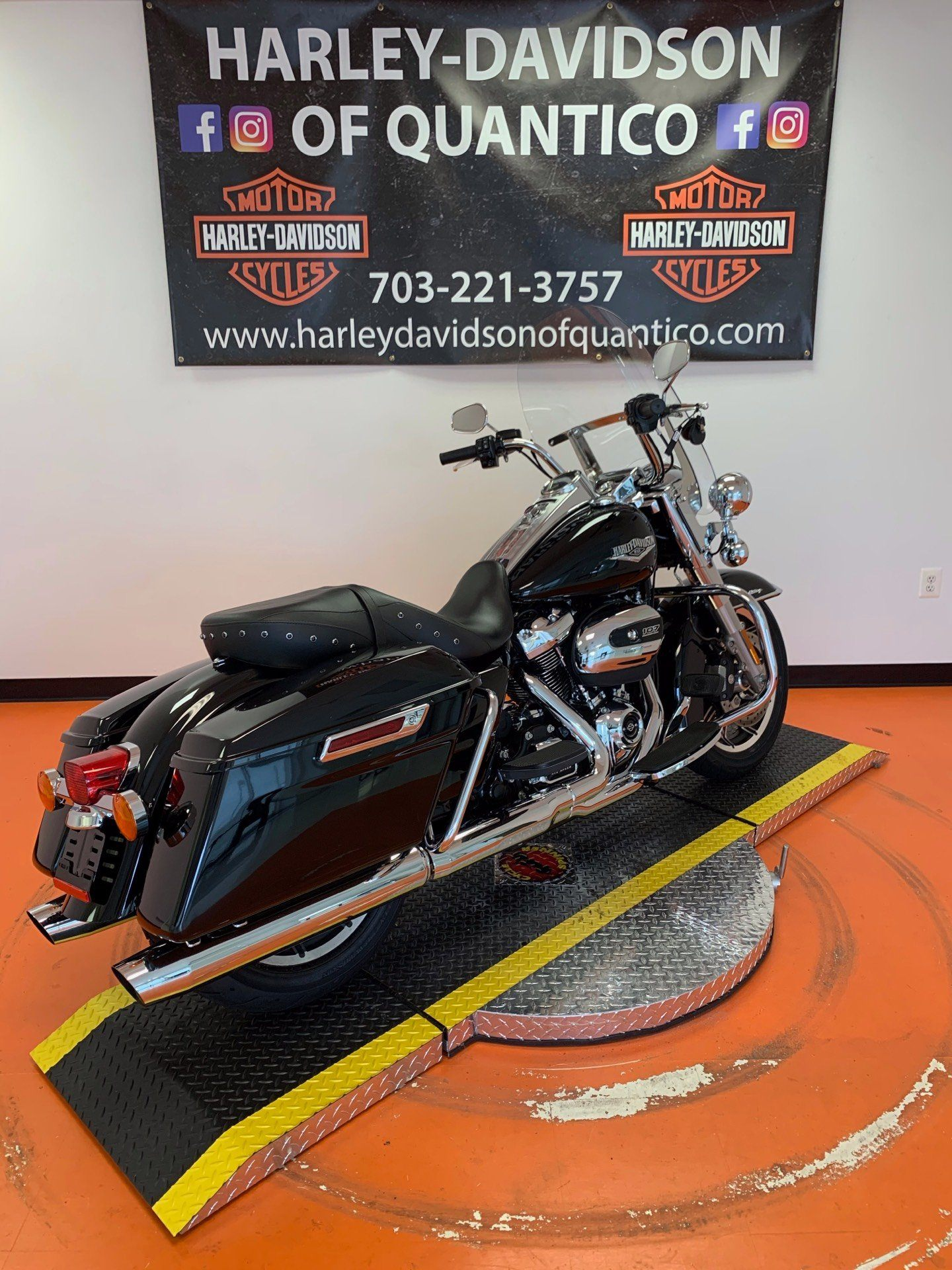 2019 Harley-Davidson Road King® in Dumfries, Virginia - Photo 21
