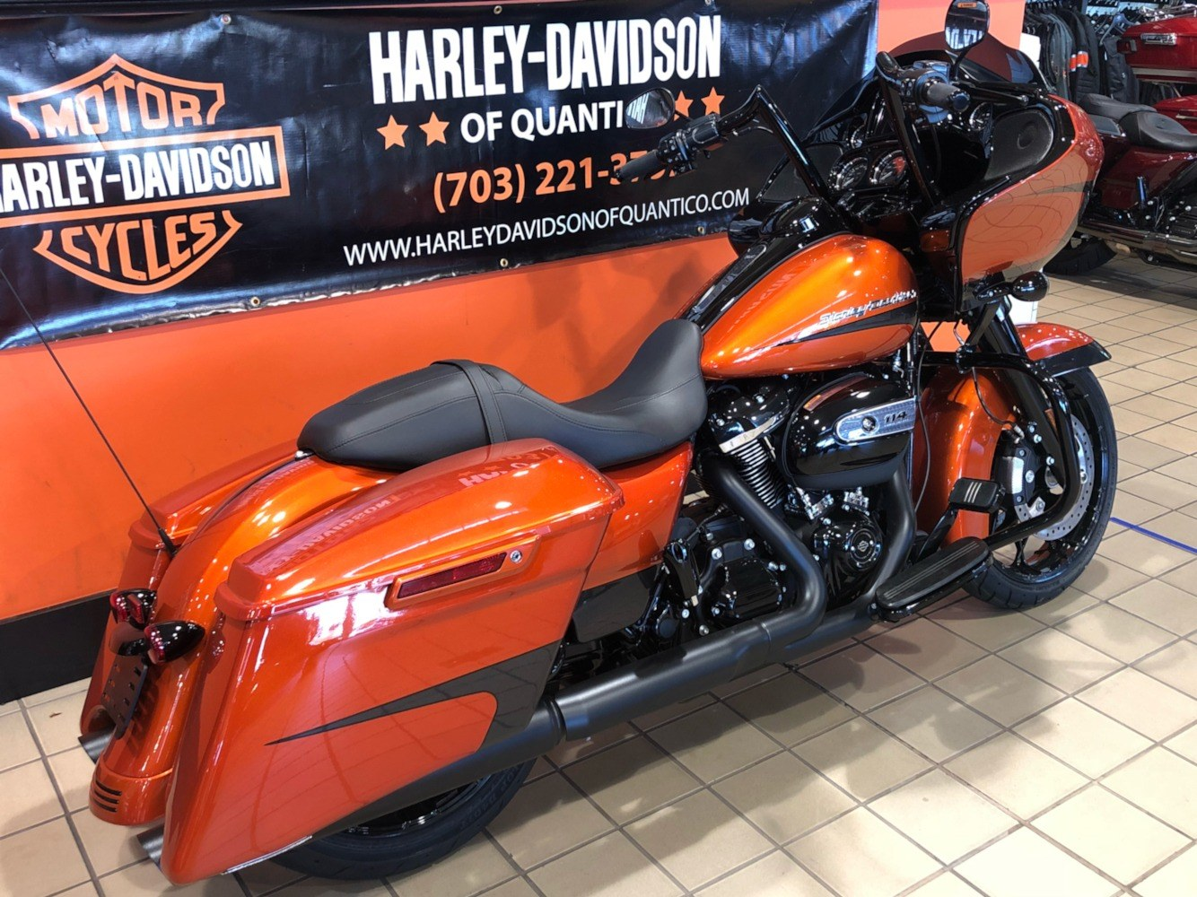 2020 Harley-Davidson Road Glide® Special in Dumfries, Virginia - Photo 3