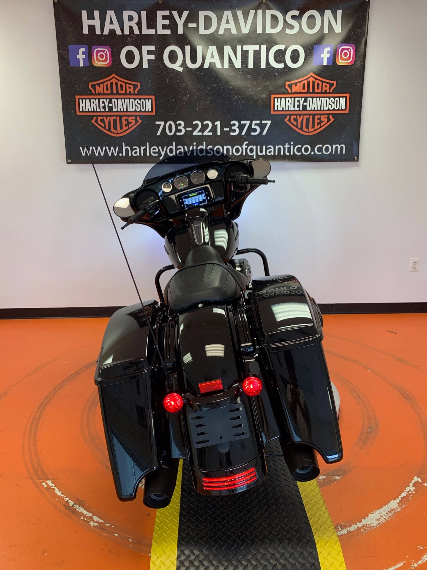 2019 Harley-Davidson Street Glide® Special in Dumfries, Virginia - Photo 18