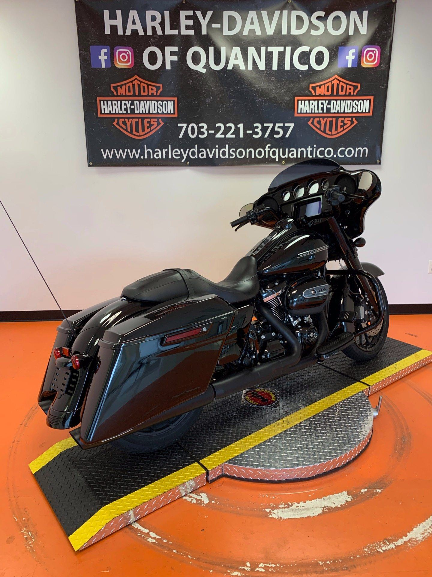 2019 Harley-Davidson Street Glide® Special in Dumfries, Virginia - Photo 19