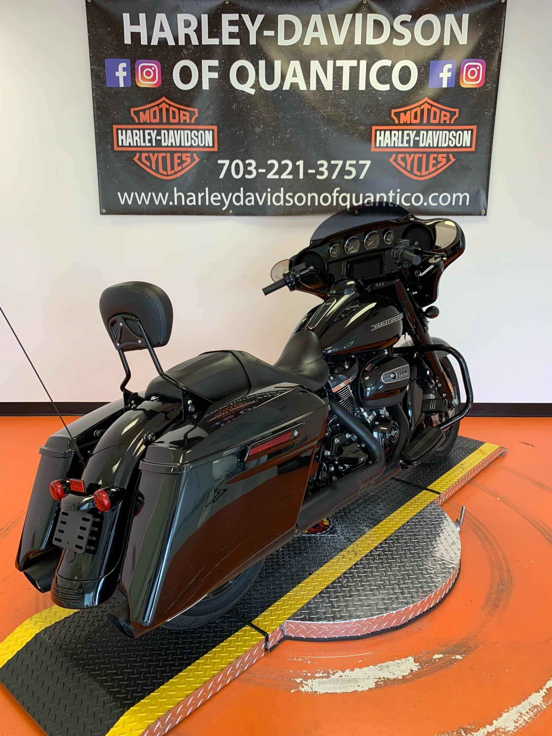 2019 Harley-Davidson Street Glide® Special in Dumfries, Virginia - Photo 20