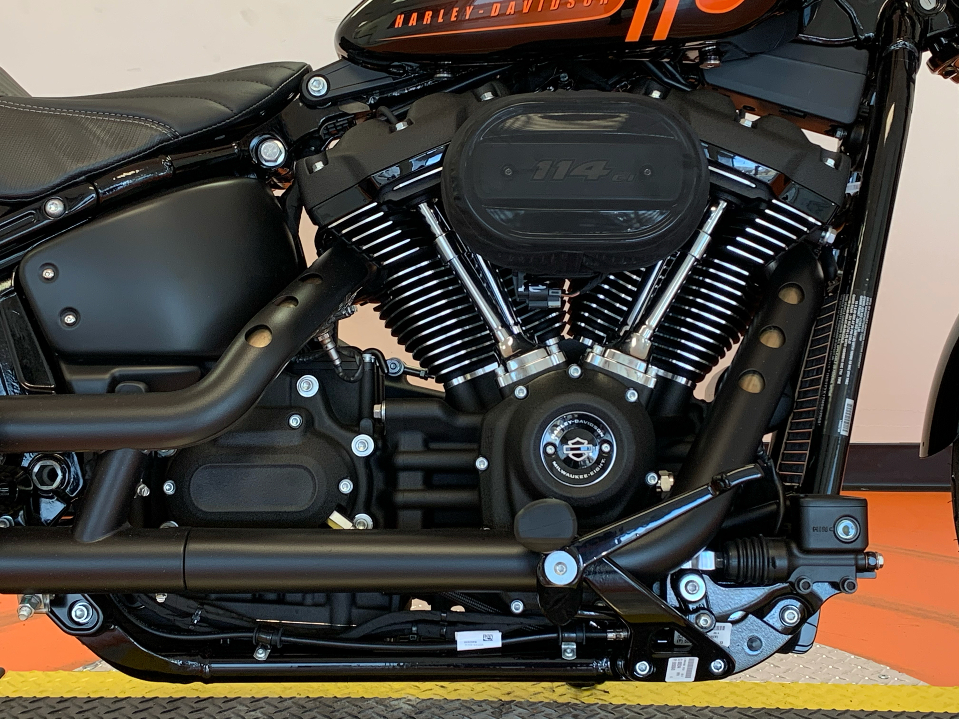 2021 Harley-Davidson Street Bob® 114 in Dumfries, Virginia - Photo 3