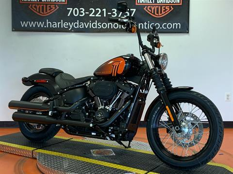 2021 Harley-Davidson Street Bob® 114 in Dumfries, Virginia - Photo 6