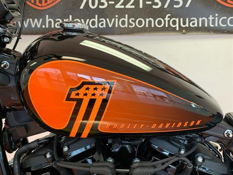 2021 Harley-Davidson Street Bob® 114 in Dumfries, Virginia - Photo 10