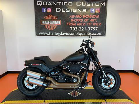 2020 Harley-Davidson Fat Bob® 114 in Dumfries, Virginia - Photo 1