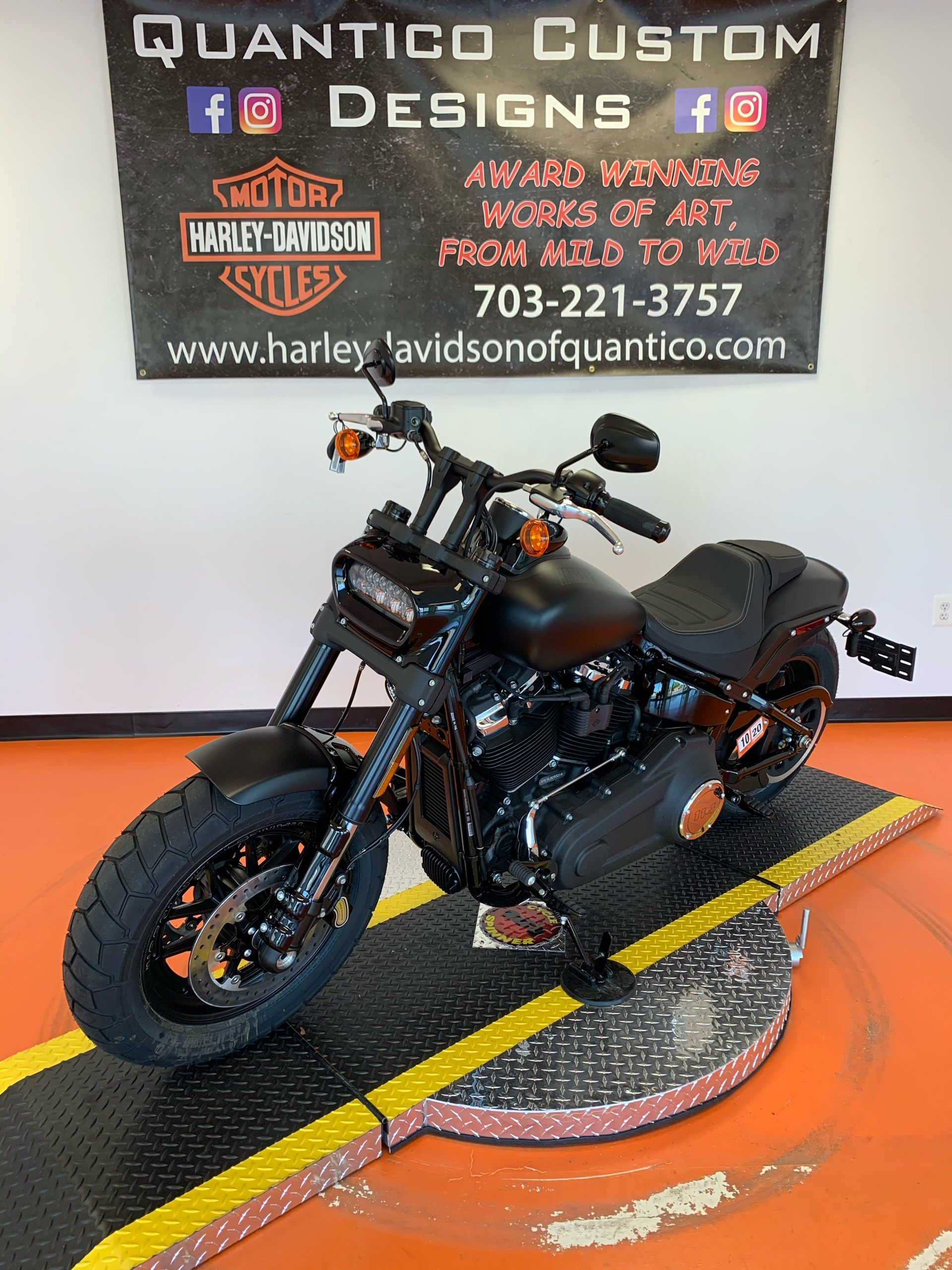 2020 Harley-Davidson Fat Bob® 114 in Dumfries, Virginia - Photo 9