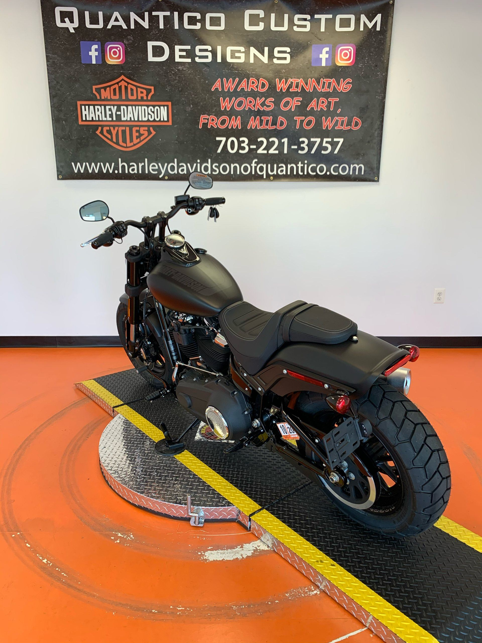 2020 Harley-Davidson Fat Bob® 114 in Dumfries, Virginia - Photo 16