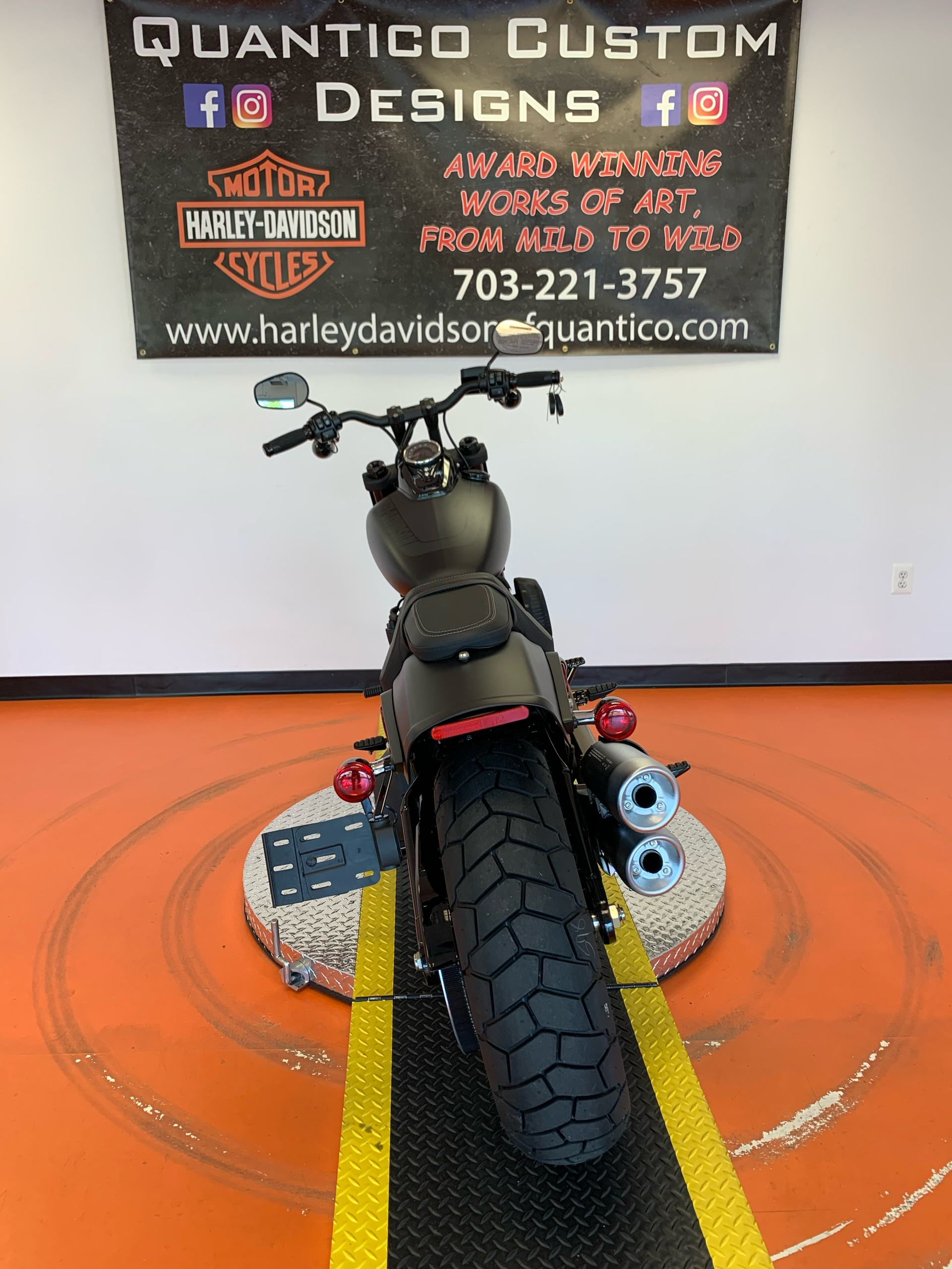 2020 Harley-Davidson Fat Bob® 114 in Dumfries, Virginia - Photo 17