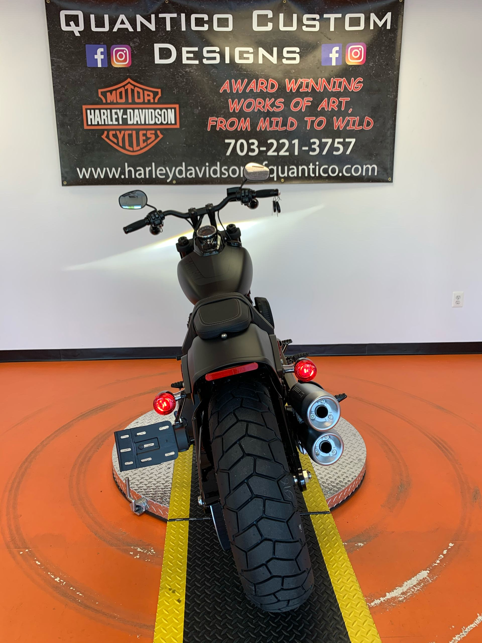 2020 Harley-Davidson Fat Bob® 114 in Dumfries, Virginia - Photo 18